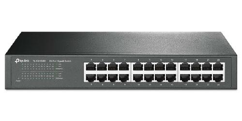 TP-LINK TL-SG1024D 24port gigabit switch