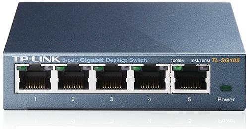 TP-LINK TL-SG105 5port gigabit switch