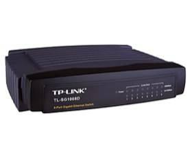 TP-LINK TL-SG1008D 8port gigabit switch
