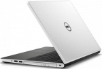 "Dell Inspiron 5559 (i5-6200,4GB,500GB,M335 2GB) White Gloss 15.6"" notebook"